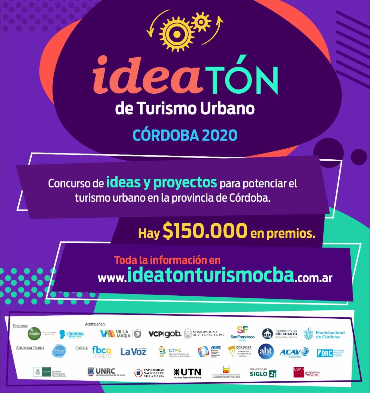 IDEATÓN DE TURISMO URBANO