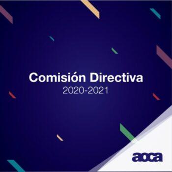 Córdoba presente: Asamblea General Ordinaria AOCA y nueva Comisión Directiva