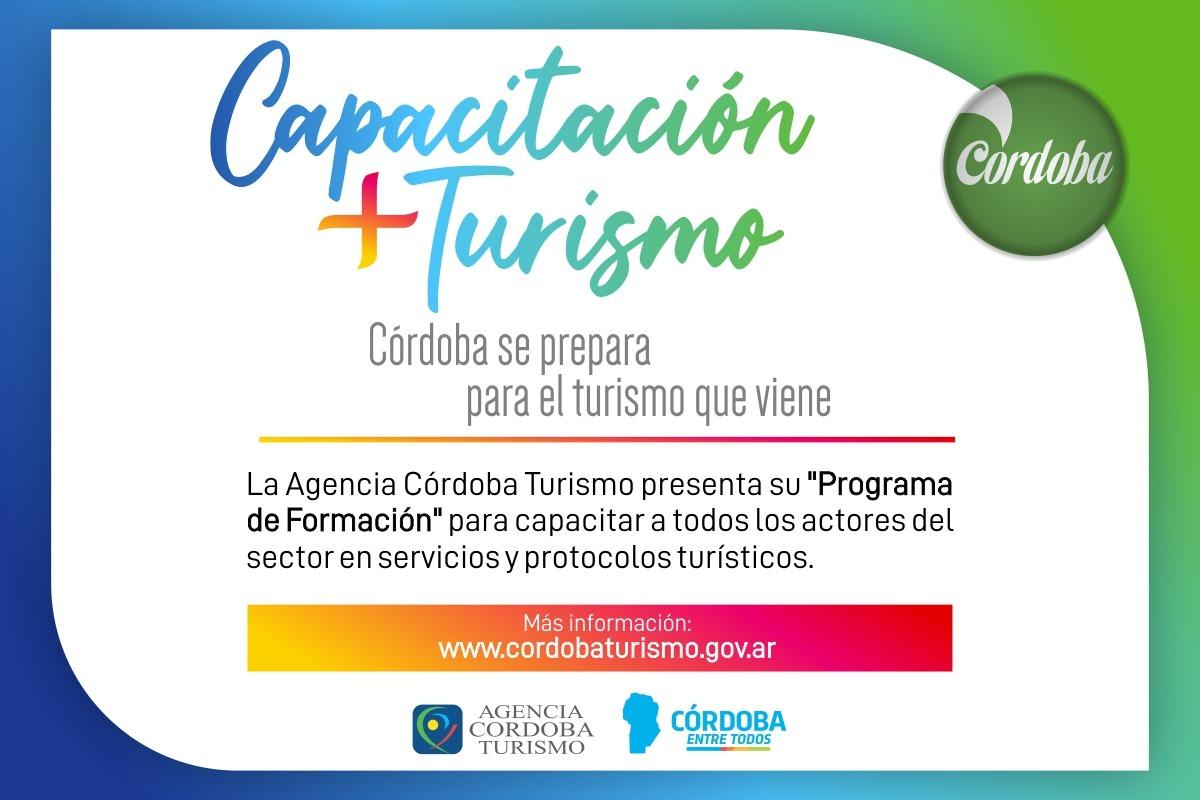 Webinar Capacitación: PROTOCOLO COVID-19 PARA TURISMO DE REUNIONES en la Provincia de Córdoba