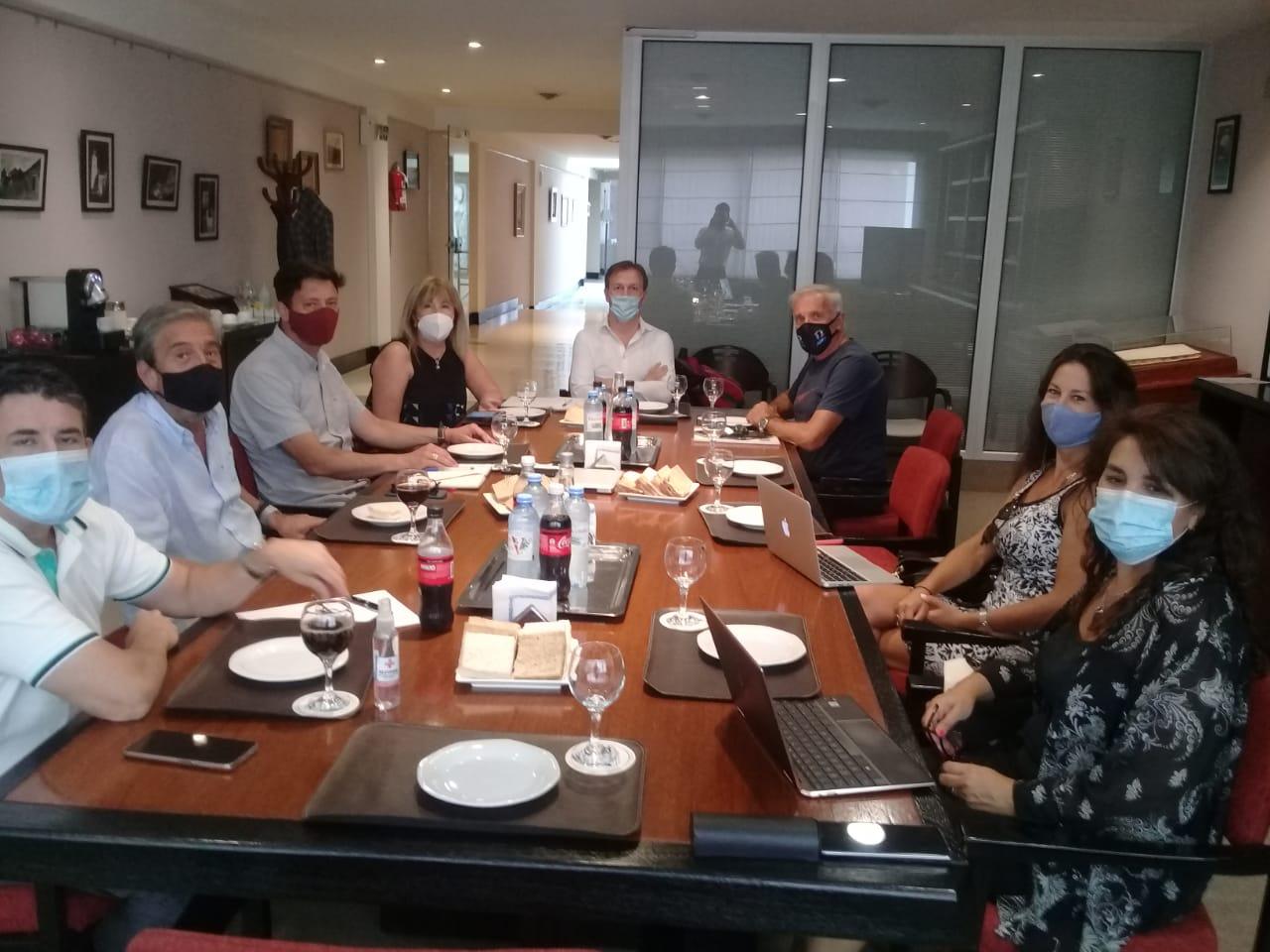 Mesa de Turismo de la Ciudad de Córdoba